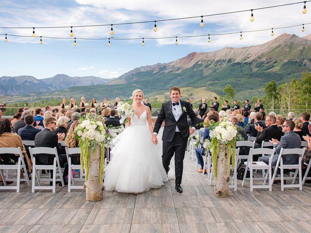 Taylor and Sarah's Wedding in Telluride, Colorado 23