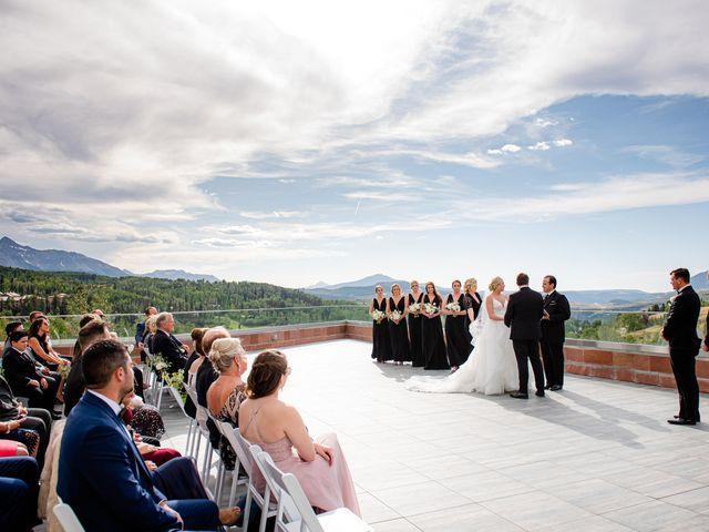 Taylor and Sarah's Wedding in Telluride, Colorado 24