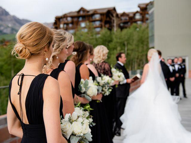 Taylor and Sarah's Wedding in Telluride, Colorado 26