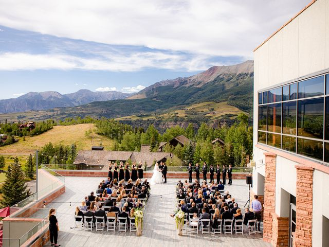Taylor and Sarah's Wedding in Telluride, Colorado 27