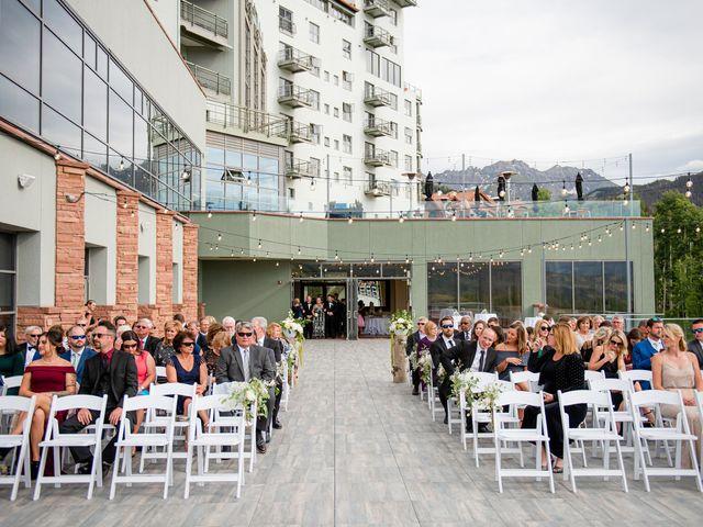 Taylor and Sarah's Wedding in Telluride, Colorado 30