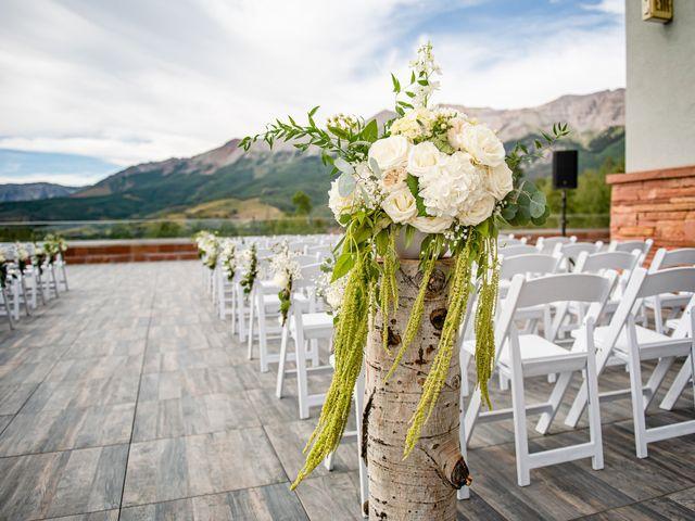 Taylor and Sarah's Wedding in Telluride, Colorado 31