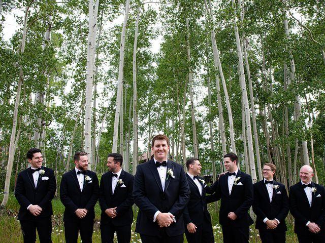 Taylor and Sarah's Wedding in Telluride, Colorado 33