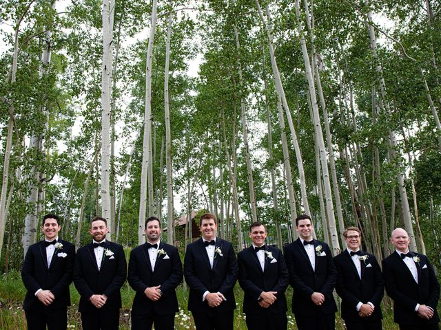 Taylor and Sarah's Wedding in Telluride, Colorado 34