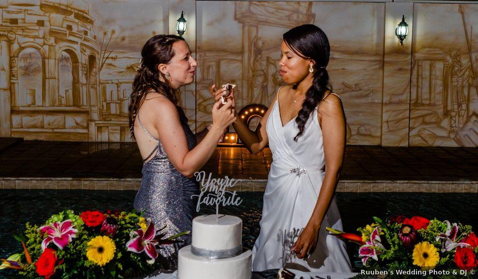 Debra and Andrea's Wedding in Oranjestad, Aruba