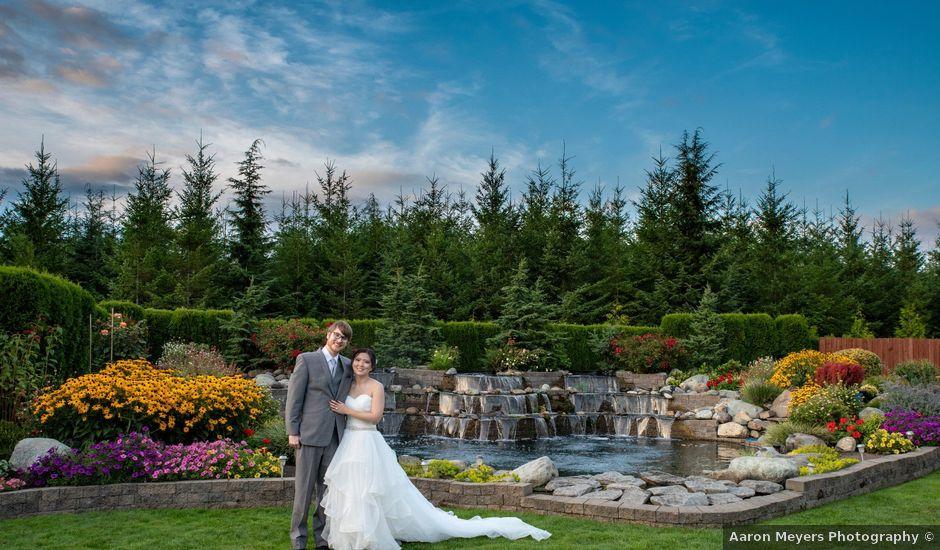 Joey and Feng's Wedding in Arlington, Washington