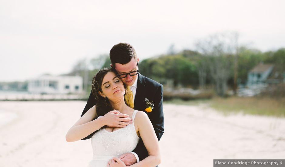 Chris and Jacqui's Wedding in Mattituck, New York