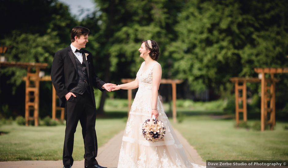 Tom and Stephanie's Wedding in Allentown, Pennsylvania