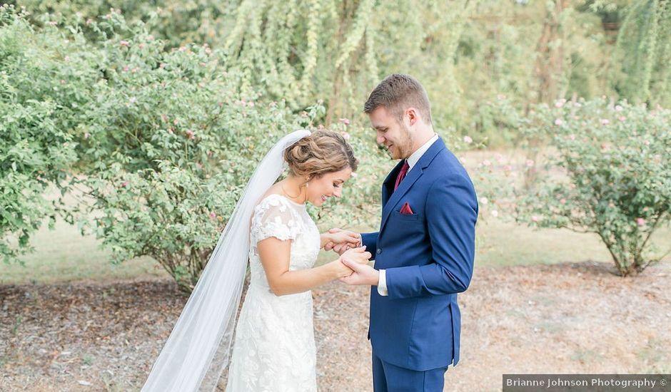 Jackson and Cara's Wedding in McKinney, Texas