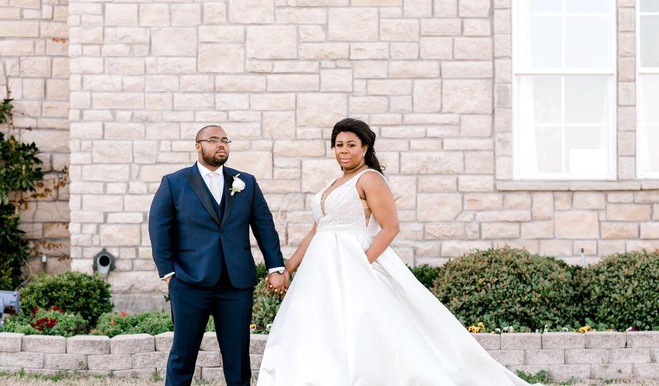 Stephen  and Shalyn's Wedding in Rockwall, Texas