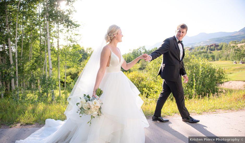 Taylor and Sarah's Wedding in Telluride, Colorado