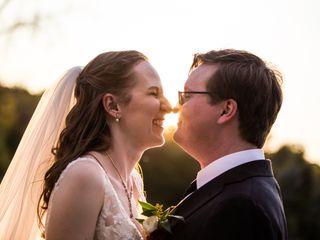 The wedding of Kaeli and Lucas