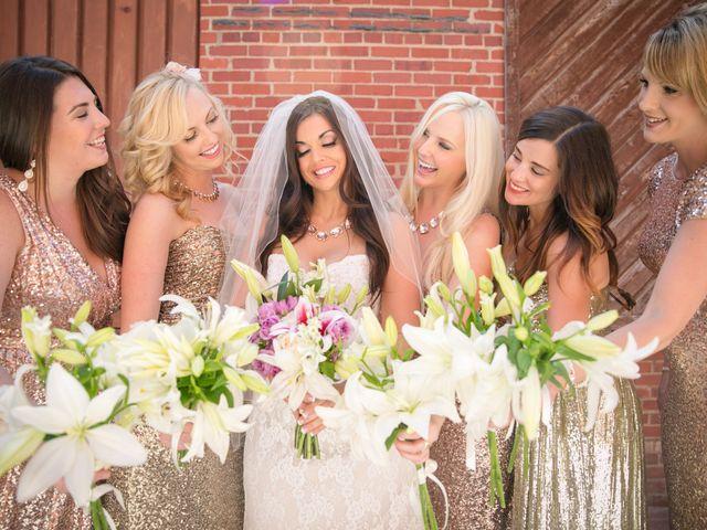 Crystal and Dustin's Wedding in Lead, South Dakota 6