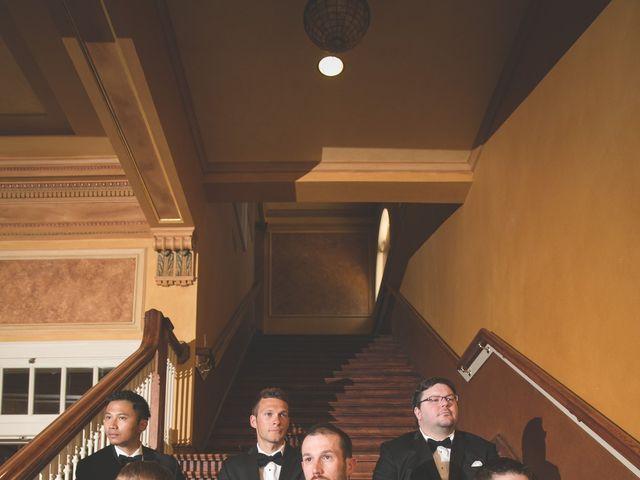 Crystal and Dustin's Wedding in Lead, South Dakota 10