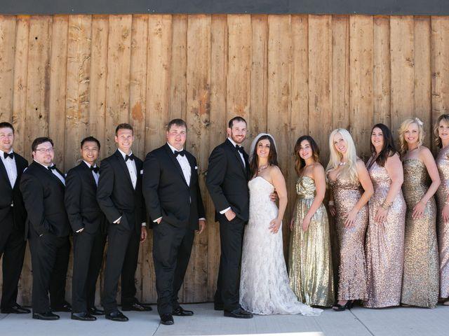 Crystal and Dustin's Wedding in Lead, South Dakota 12