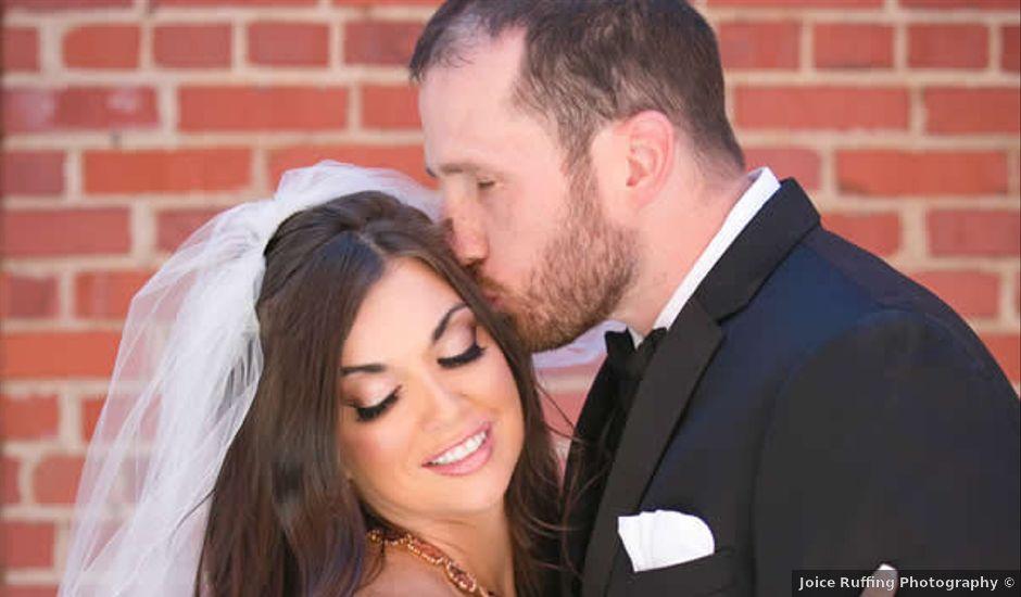 Crystal and Dustin's Wedding in Lead, South Dakota