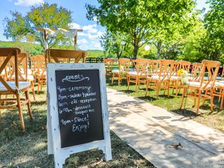 The wedding of Julie and Dillion 2