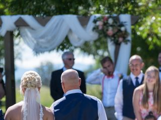The wedding of Robbie and Nicole 3