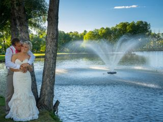 The wedding of Robbie and Nicole