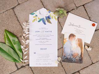 The wedding of Katie and Jon 2