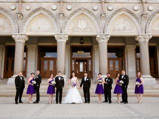 Karen and Joonho's Wedding in New Hartford, Connecticut 3
