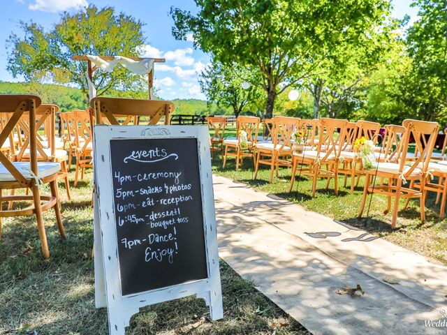 Dillion and Julie's Wedding in College Grove, Tennessee 2