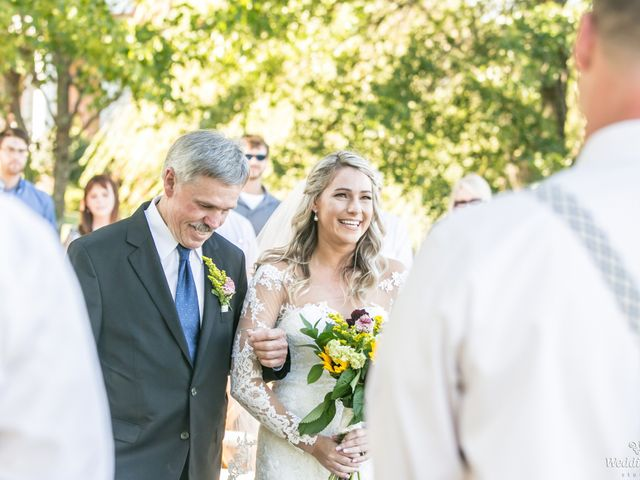 Dillion and Julie's Wedding in College Grove, Tennessee 4