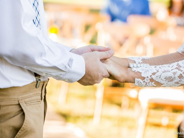 Dillion and Julie's Wedding in College Grove, Tennessee 6