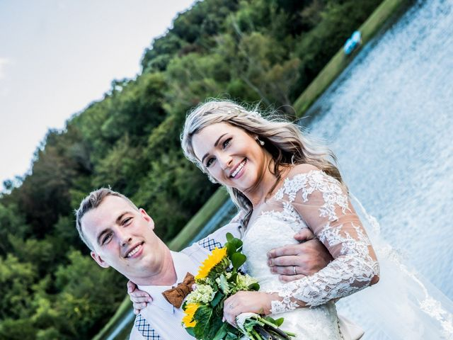 Dillion and Julie's Wedding in College Grove, Tennessee 11