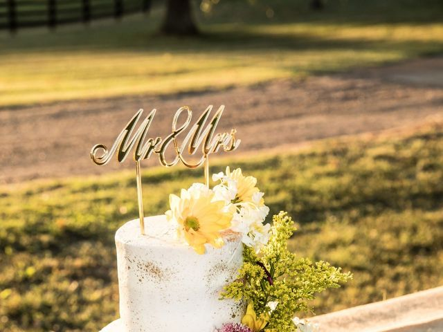 Dillion and Julie's Wedding in College Grove, Tennessee 17
