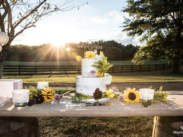 Dillion and Julie's Wedding in College Grove, Tennessee 18