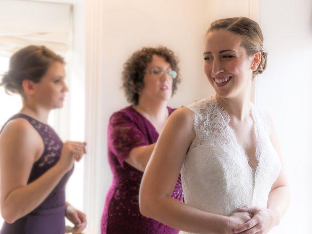 Matt and Julie's Wedding in Newtown, Pennsylvania 3