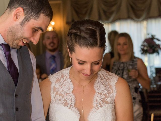 Matt and Julie's Wedding in Newtown, Pennsylvania 9