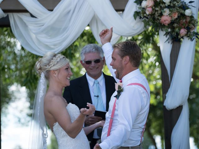 Nicole and Robbie's Wedding in Bozeman, Montana 1
