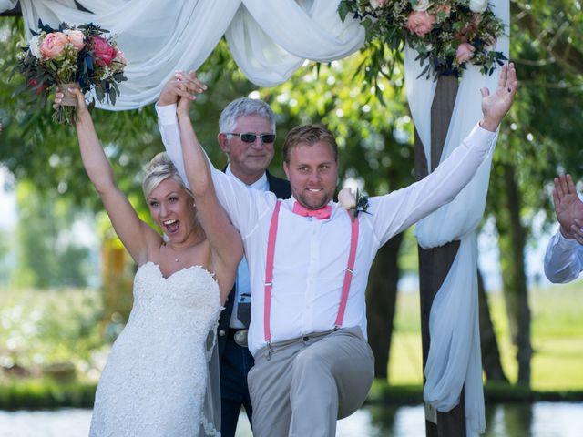 Nicole and Robbie's Wedding in Bozeman, Montana 8