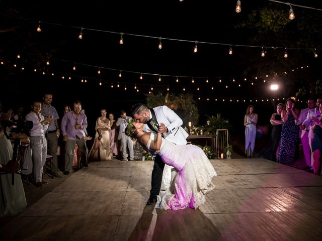 Peter and Kembly's Wedding in Guanacaste, Costa Rica 11
