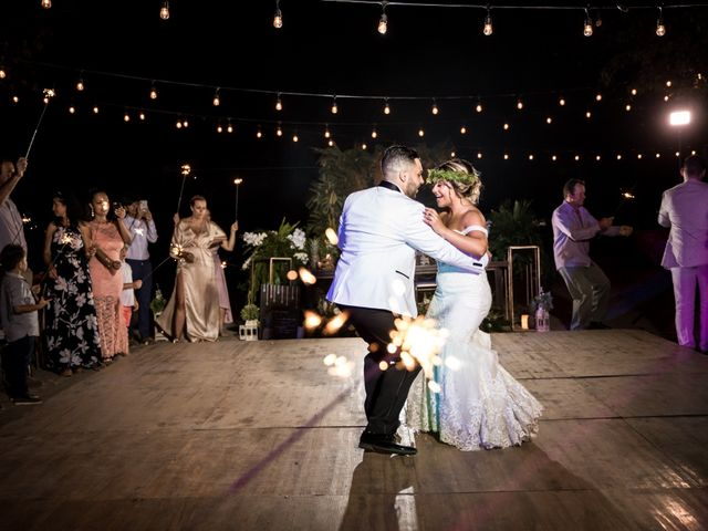 Peter and Kembly's Wedding in Guanacaste, Costa Rica 12