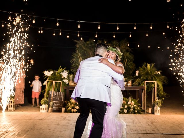 Peter and Kembly's Wedding in Guanacaste, Costa Rica 1