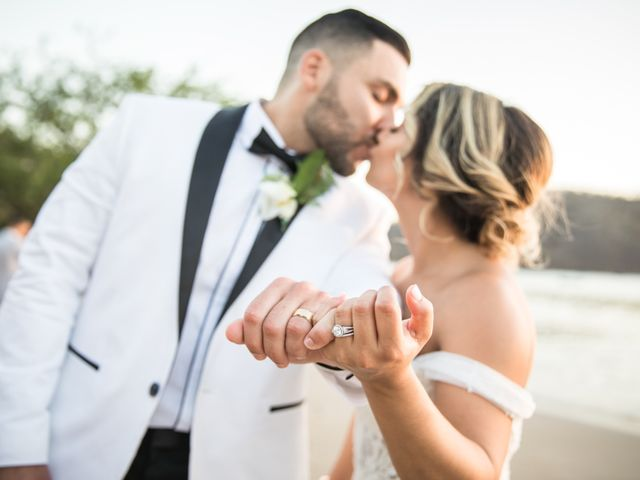 Peter and Kembly's Wedding in Guanacaste, Costa Rica 16