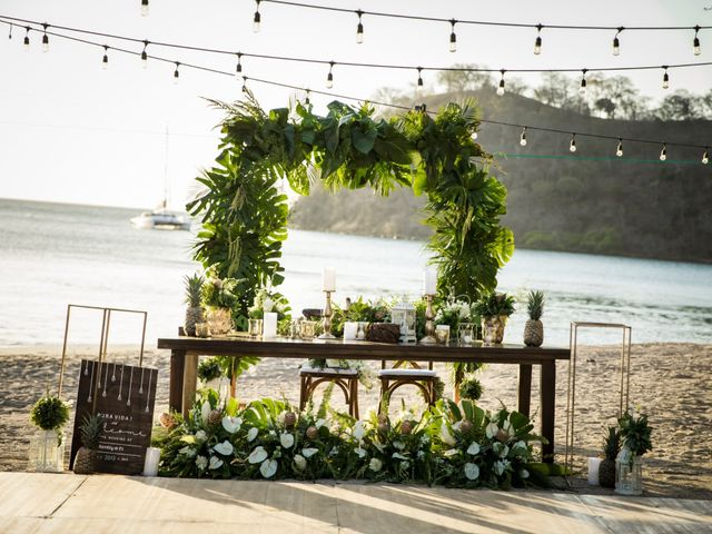Peter and Kembly's Wedding in Guanacaste, Costa Rica 20