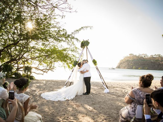 Peter and Kembly's Wedding in Guanacaste, Costa Rica 24