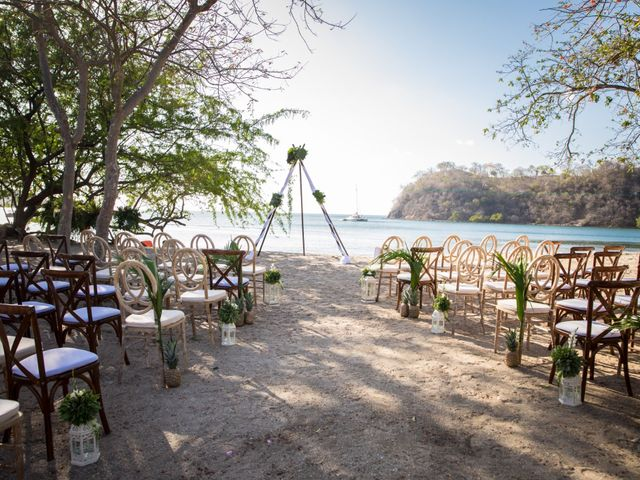 Peter and Kembly's Wedding in Guanacaste, Costa Rica 25