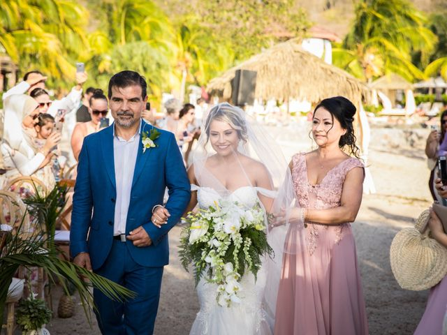Peter and Kembly's Wedding in Guanacaste, Costa Rica 26