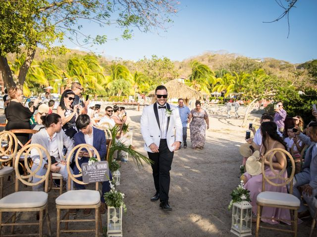 Peter and Kembly's Wedding in Guanacaste, Costa Rica 27
