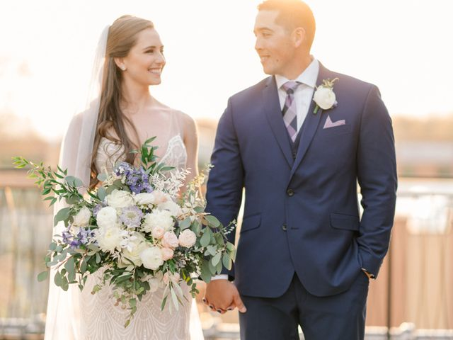 The wedding of Katie and Jon