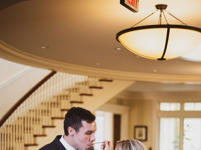Ethan and Molly's Wedding in Clarkston, Michigan 7