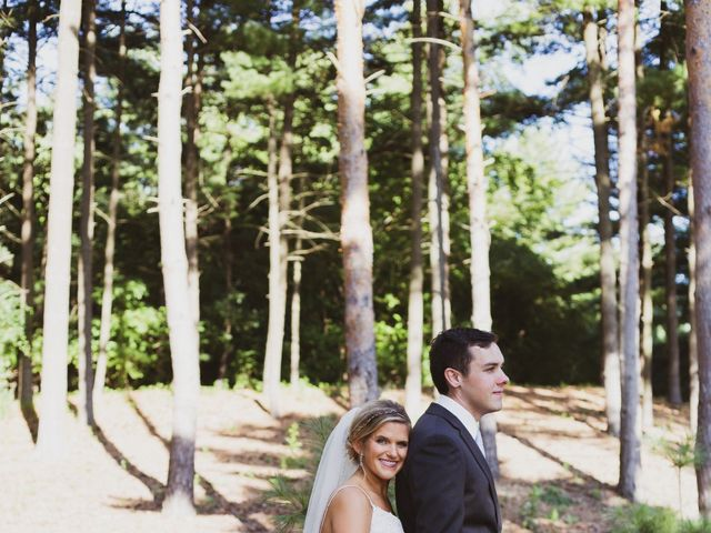 Ethan and Molly's Wedding in Clarkston, Michigan 10