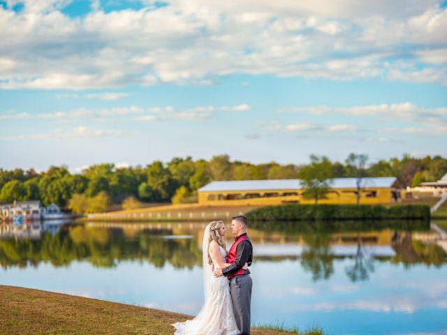 Bryce and Carly's Wedding in Trinity, North Carolina 4