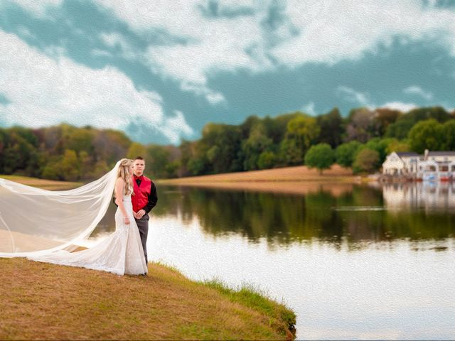 Bryce and Carly's Wedding in Trinity, North Carolina 1