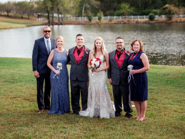 Bryce and Carly's Wedding in Trinity, North Carolina 9